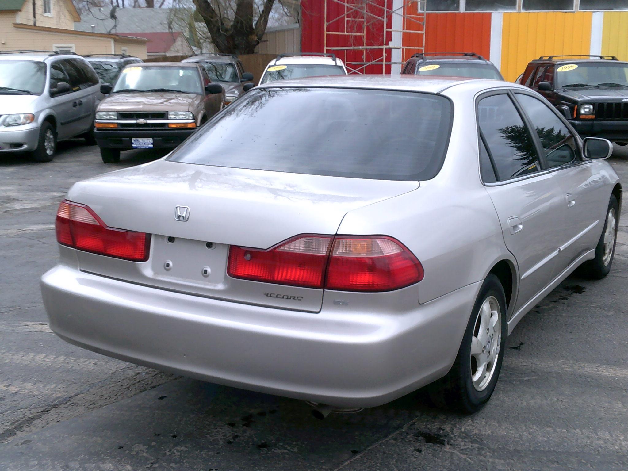 98 accord ex rear view 98 accord ex rear view mr auto