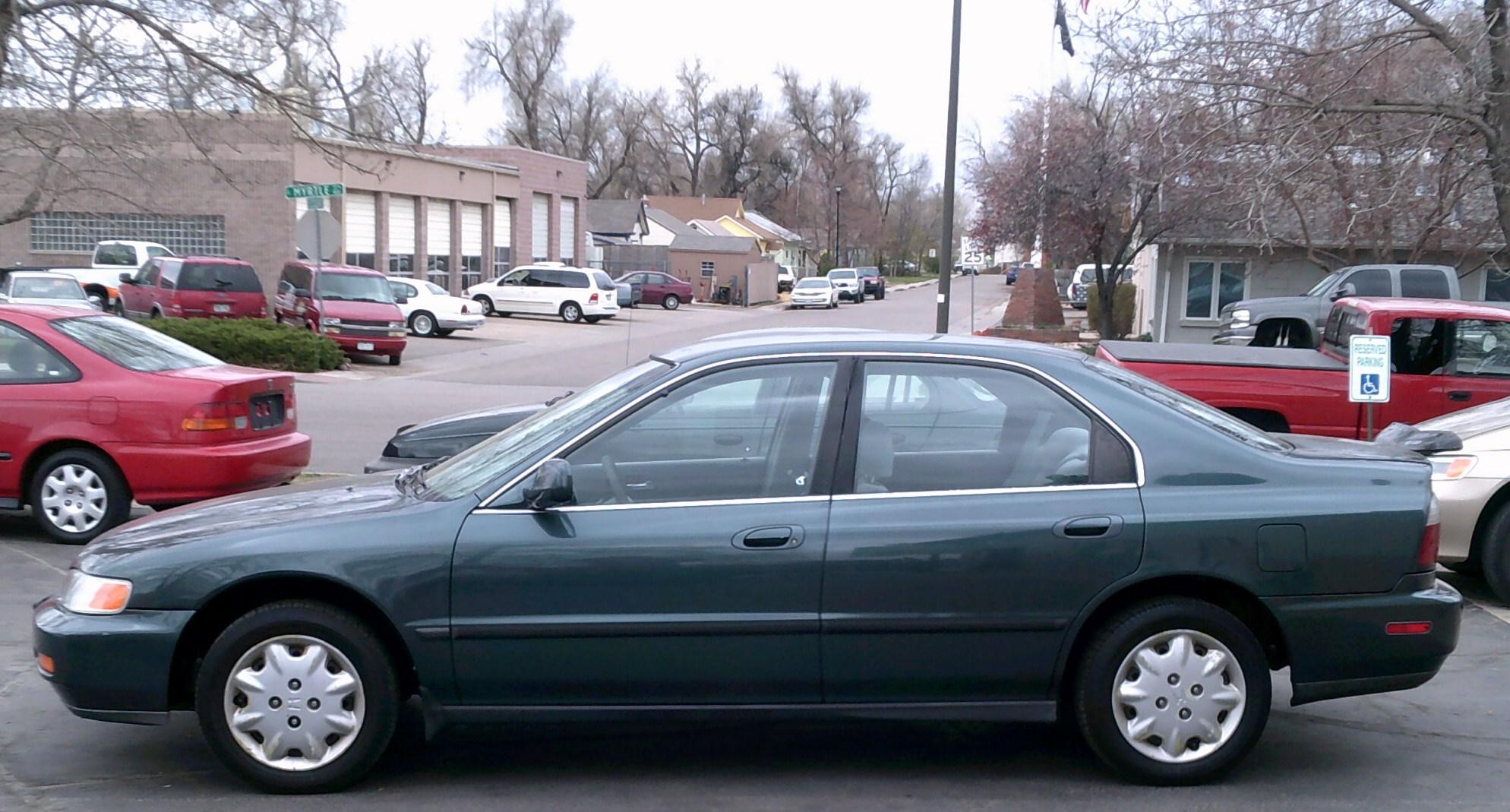 96 Accord Lx Driver Side View Mr Auto
