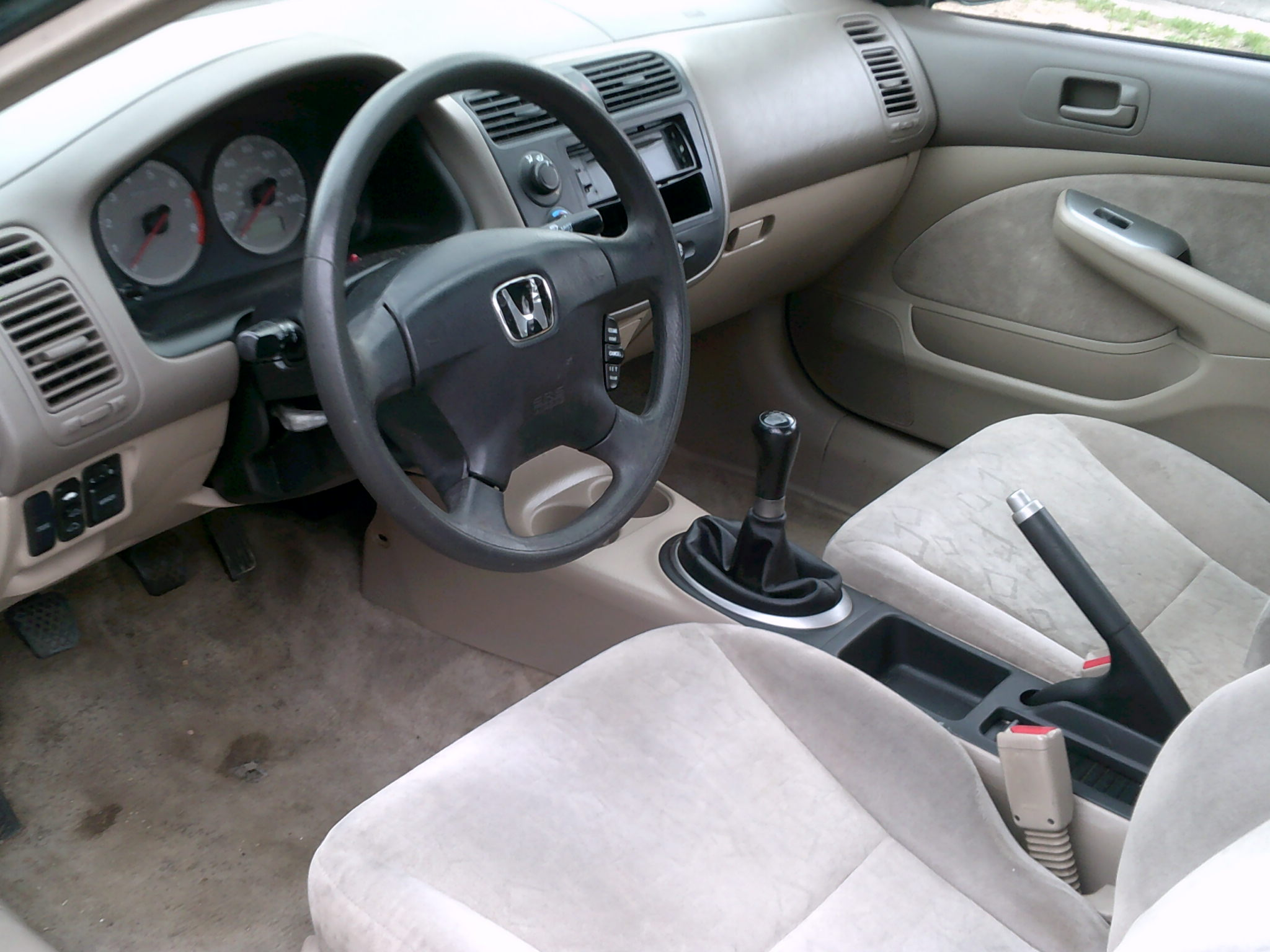 2001 honda civic 4dr sdn ex manual bnm auto group | inventory.