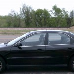 1995 Accord Driver Side View
