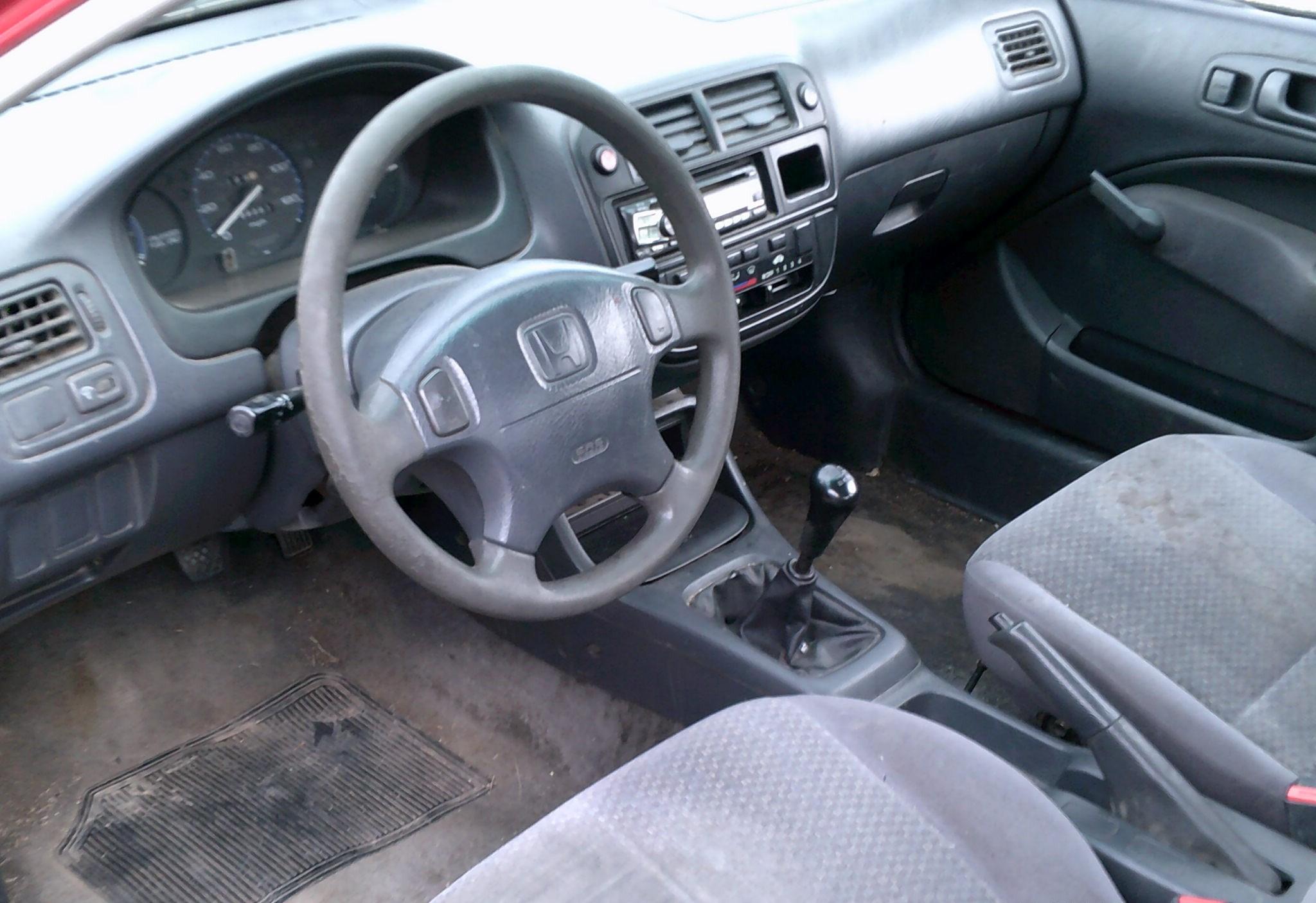 98 civic interior view mr auto