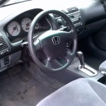02 Civic Interior View