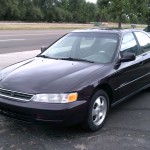 97 Accord Driver Front View