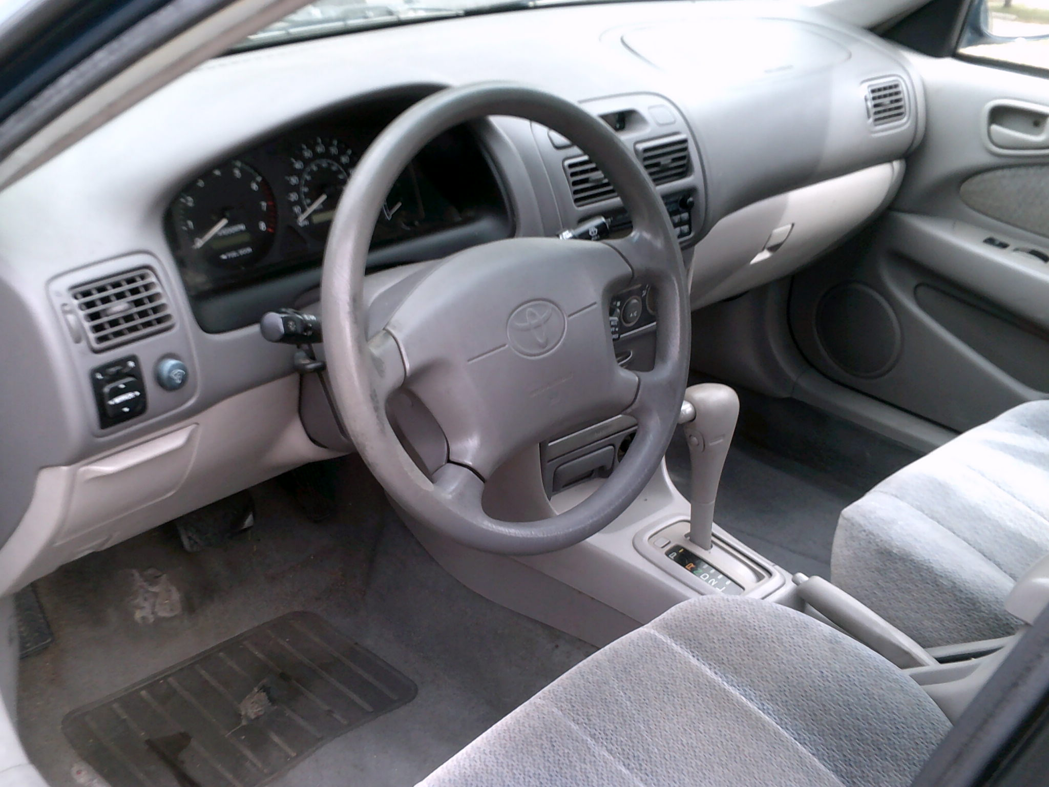 Toyota Corolla 2001 Autos Post