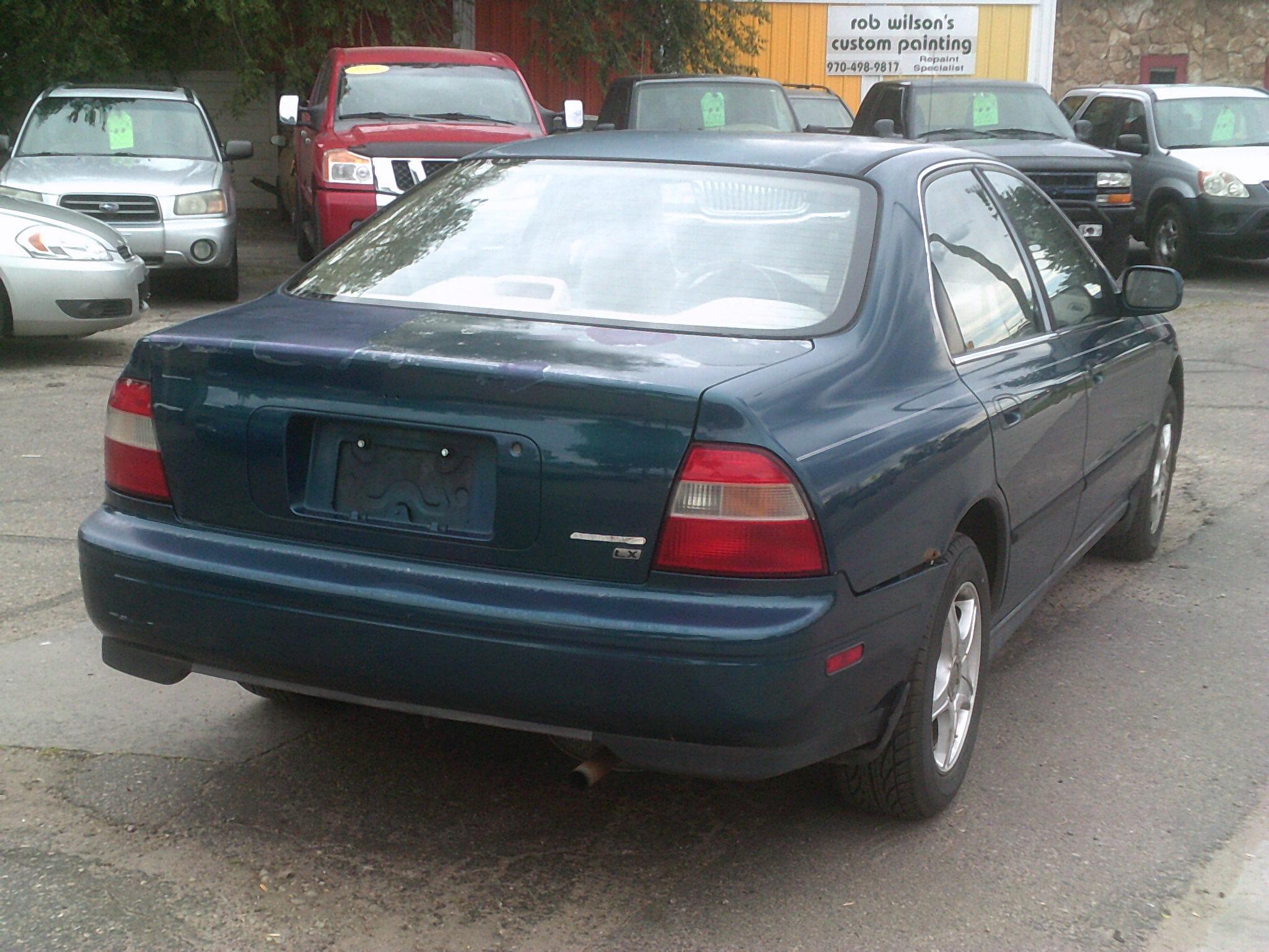 1995 Honda Accord LX $1950 | Mr. AUTO