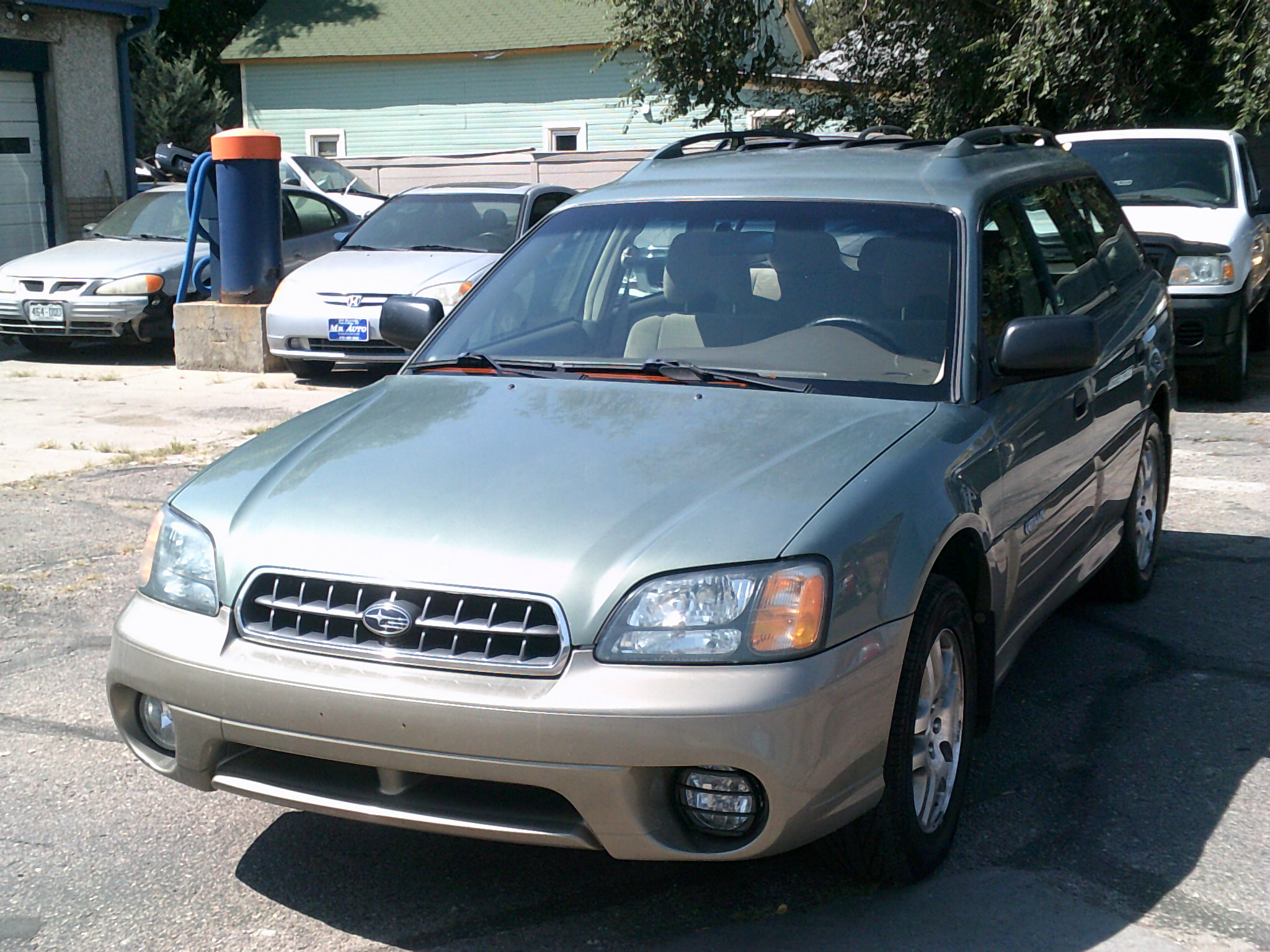 2004 subaru outback 4700 mr auto this all wheel drive outback is the perfect vehicle for all your colorado winter driving needs 105k 5 speed manual ac cd player vanachro Image collections