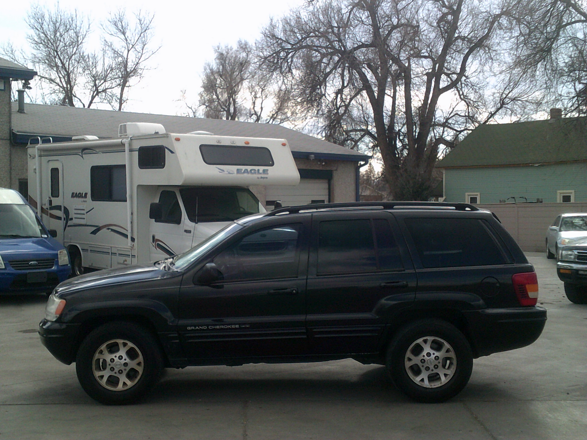 2003 Jeep Grand Cherokee Limited $5500