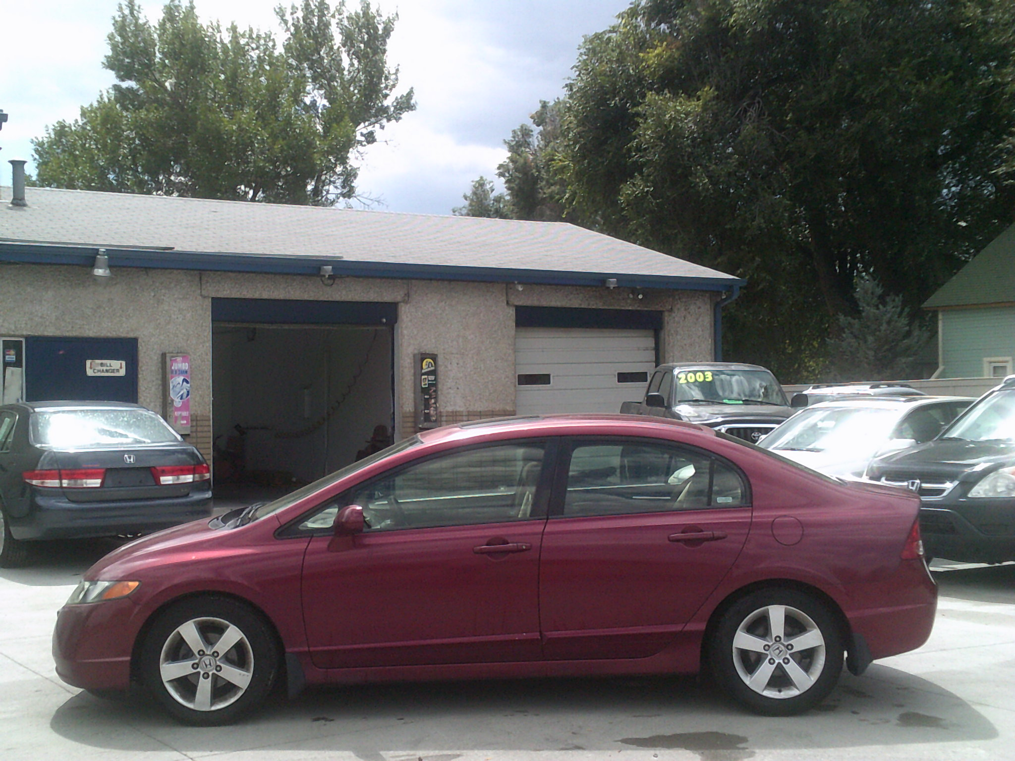 2007 Honda Civic EX $5500