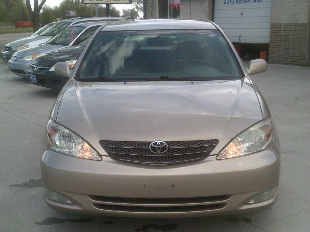 2004 Toyota Camry Xle 4600 Mr Auto